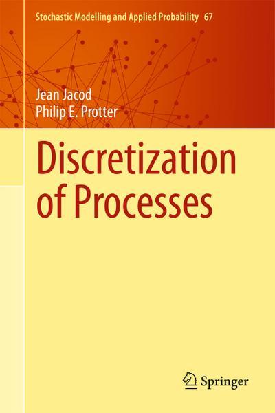 Discretization of Processes