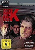 Drei von der K - Aus der Arbeit der Deutschen Volkspolizei