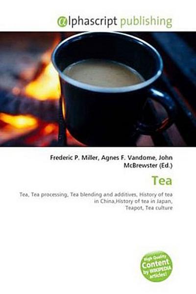 Tea - Frederic P. Miller