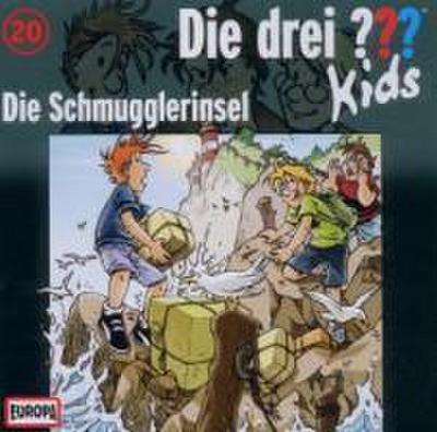 020/Die Schmugglerinsel