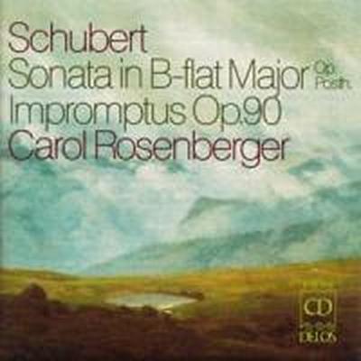 Klaviersonate B-Dur/Impromptu