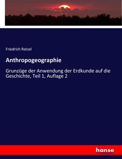 Anthropogeographie