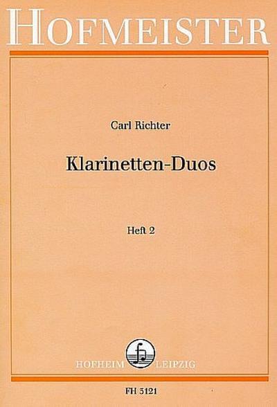 Klarinetten-Duos 2
