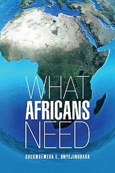 What Africans Need