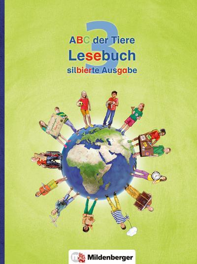 ABC der Tiere 3 - Lesebuch, silbierte Ausgabe. Neubearbeitung