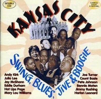 Kansas City Swing,Blues,Jive