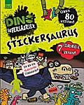 Stickersaurus - Dino Supersaurier