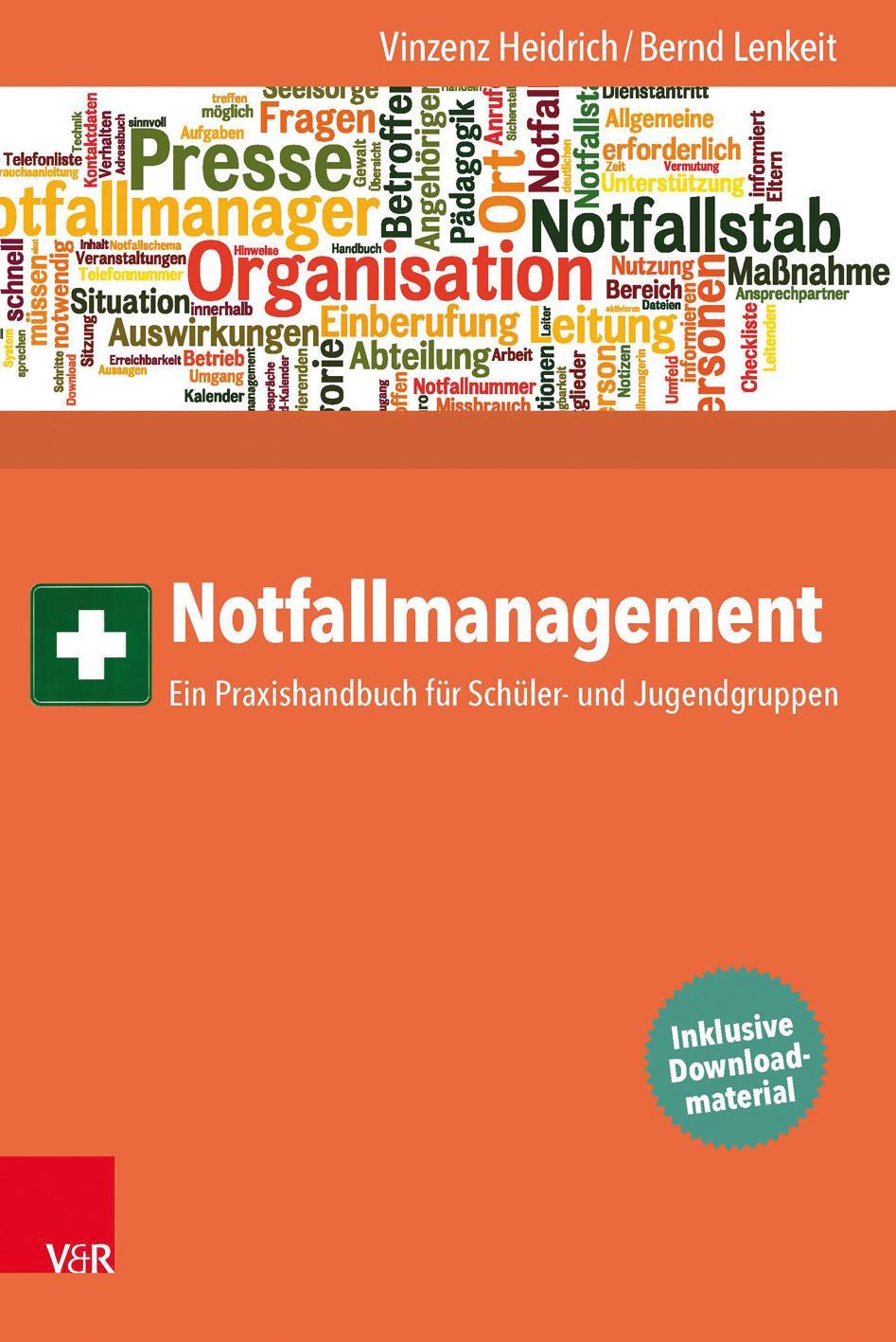 Notfallmanagement - Vinzenz Heidrich -  9783525701768