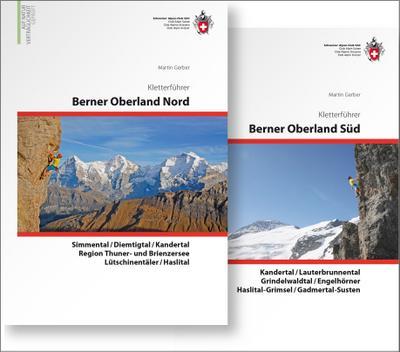 Kombipack Berner Oberland Nord + Süd