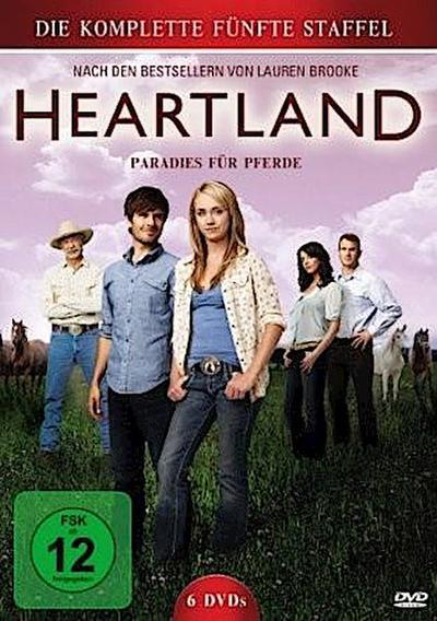 Heartland - Paradies für Pferde, Staffel 5