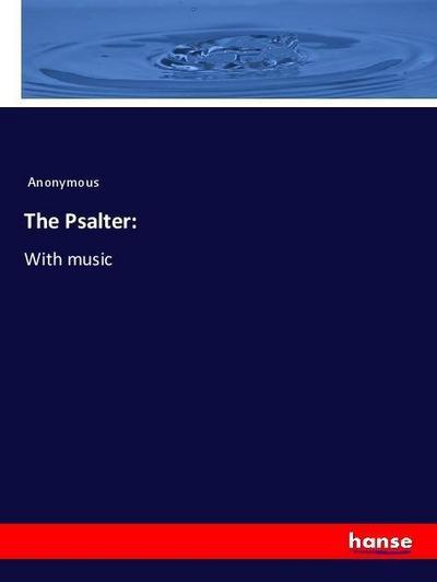 The Psalter: