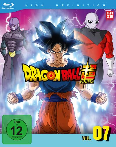 Dragon Ball Super - Box 7 - 5. Arc: Universum-Turnier - Episoden 96-112