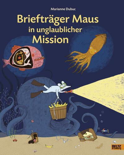 Briefträger Maus in unglaublicher Mission