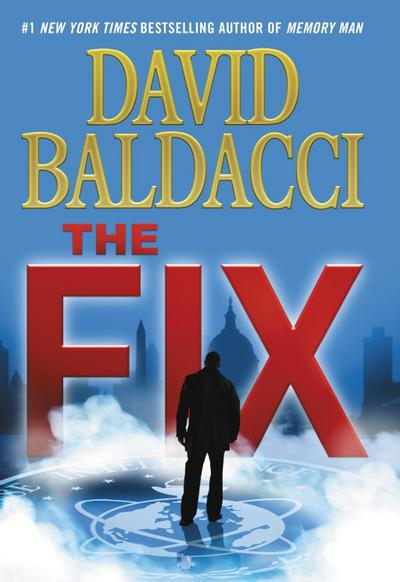 The Fix (Memory Man series, Band 3)