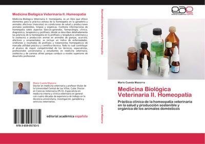 Medicina Biológica Veterinaria II. Homeopatía