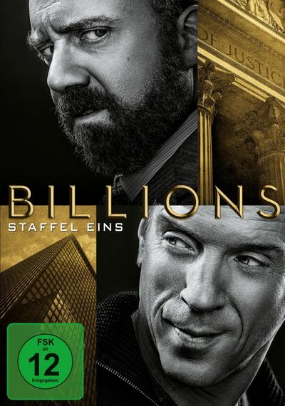 Billions - Staffel 1