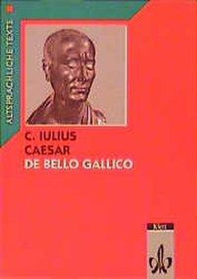 De bello Gallico 1