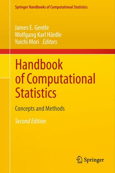 Handbook of Computational Statistics, 2 Pts.