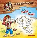 Meine Piraten-Welt: Von Punkt zu Punkt; Malbücher und -blöcke; Ill. v. Lohr, Stefan; Deutsch
