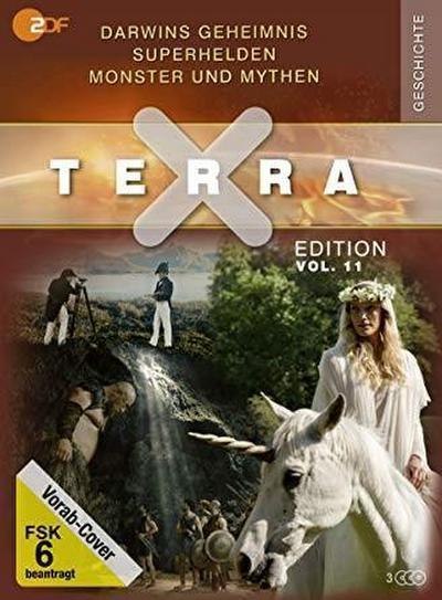 Terra X - Darwins Geheimnis / Superhelden / Monster und Mythen
