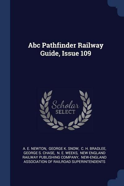 ABC Pathfinder Railway Guide, Issue 109