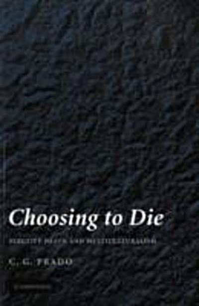 Choosing to Die