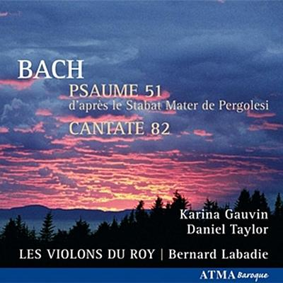 Psalm 51 After The Pergolesi Stabat Mater