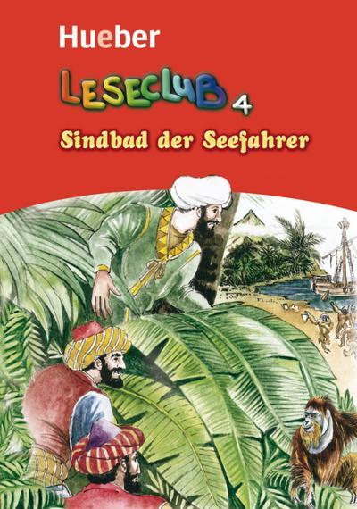 Sindbad der Seefahrer: Deutsch als Fremdsprache / Leseheft (Leseclub)