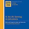 Gottes Volk, Lesejahr C 2019 Gottes Volk LJ C6/2019 CD-ROM, 1 CD-ROM