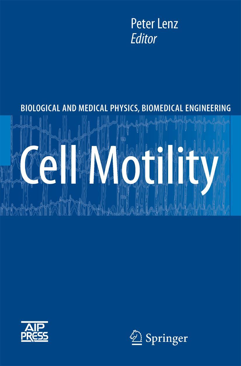 Cell Motility | Peter Lenz |  9780387730493