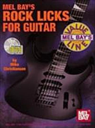 Rock Licks for Guitar