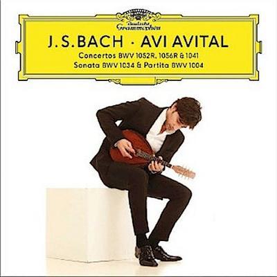 Concertos BWV 1052R, 1056R & 1041 / Sonata BWV 1034 & Partita BWV 1004, 2 Audio-CDs + 1 DVD (Extended Tour Version)