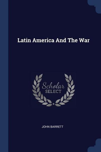 Latin America and the War