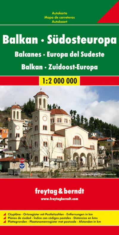 Südosteuropa