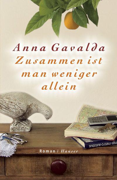 Zusammen ist man weniger allein: Roman