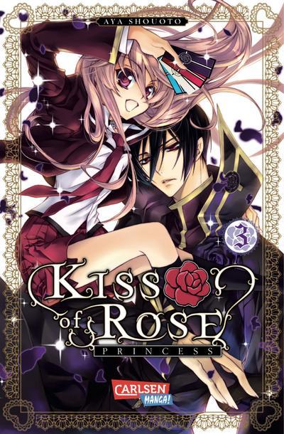 Kiss of Rose Princess. Bd.3