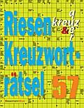 Riesen-Kreuzworträtsel 57
