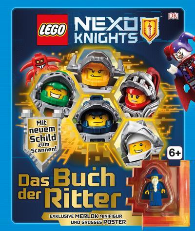 LEGO® NEXO KNIGHTSTM. Das Buch der Ritter: Mit exklusiver Minifigur