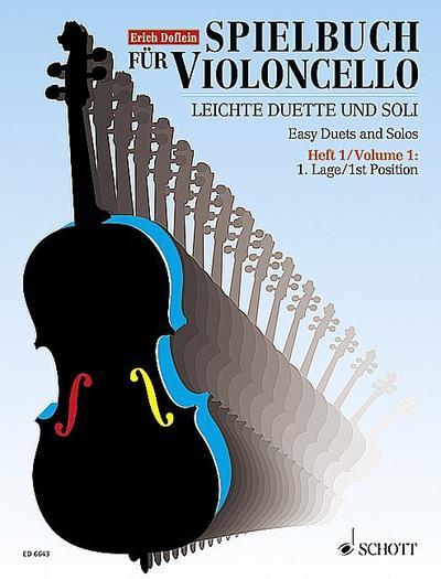 Spielbuch für Violoncello 1