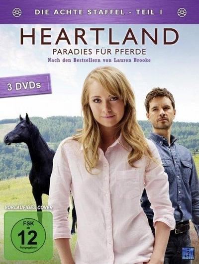 Heartland - Paradies für Pferde - Staffel 8.1: Episode 1-9