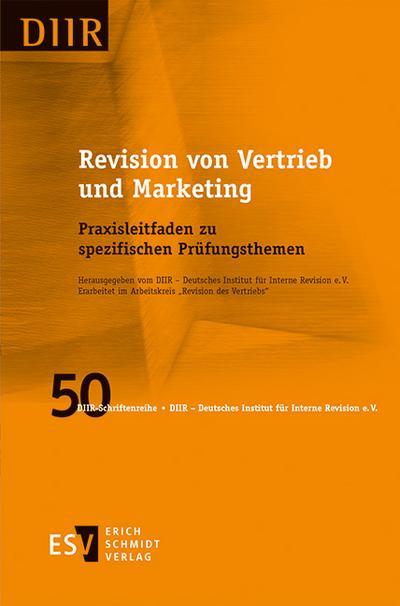 Revision von Vertrieb und Marketing
