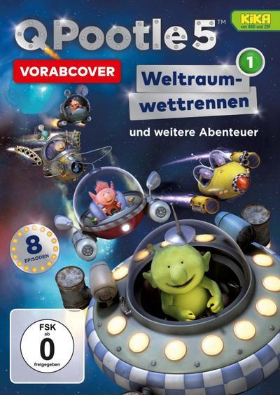 Weltraum-Wettrennen, 1 DVD