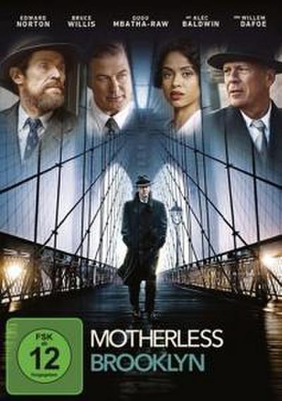 Motherless Brooklyn, 1 DVD