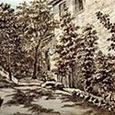 Johann Wolfgang von Goethe, Paisajes