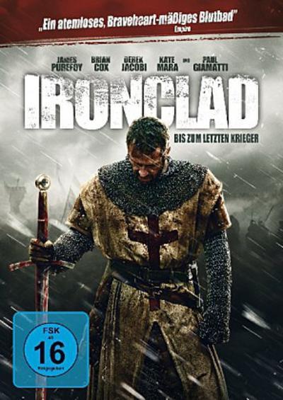 Ironclad, 1 DVD
