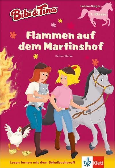 Bibi und Tina - Flammen auf dem Martinshof