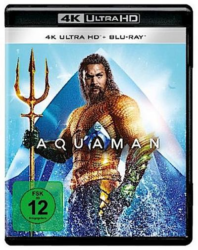 Aquaman 4K, 1 UHD-Blu-ray