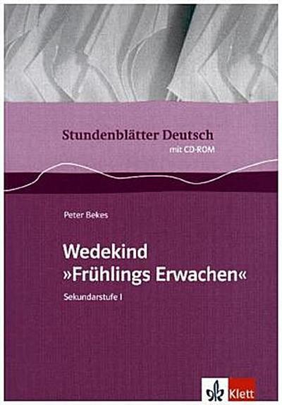 Stundenblätter Frühlings Erwachen. Mit CD-ROM