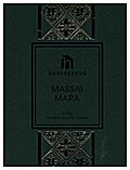Duftkerze New Ornament 'Massai Mara'