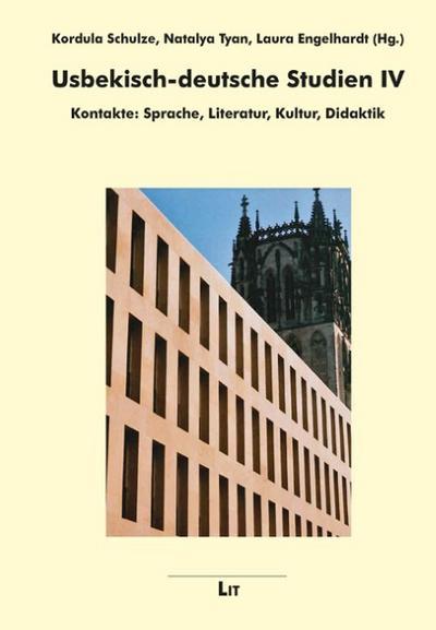 Usbekisch-deutsche Studien. Bd.4